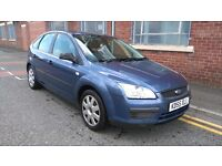 2006 (55 reg), Hatchback Ford Focus 1.4 LX 5dr £1,195 p/x welcome