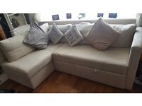 sofa bed good condition some minimal marks as expected very comfortable