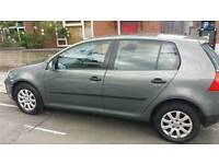 VW GOLF 1.6 SE FSI 5 DOOR 1 OWNER FROM BRAND NEW FULL SERVICE HISTORY