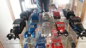 Franklin Mint Cars