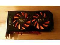 Palit GTX 560 Ti 2GB Graphics Card GPU NVIDIA