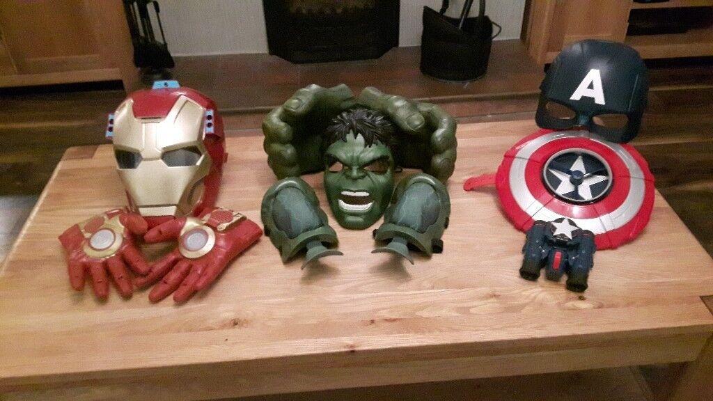 Marvel Avengers Accessories