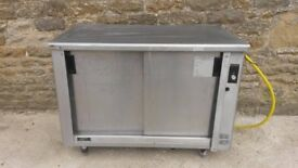 lpg gas heated cupboard