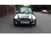 Very, clean tidy dark blue mini one cooper lookalike. in great condition.