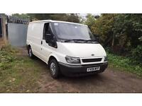 2006 ford transit 2.0 fwd swb drives superb may px or swap