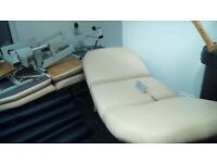 3-section massage table Plinth 2000