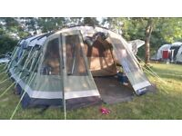 Outwell Vermont XLP (2014) Tent. Includes footprint and carpet. Good Condition. Pick Up Only