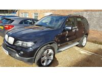 BMW X5 SPORT D SERVICE HISTORY BLACK NICE CONDITION INSIDE AND OUT