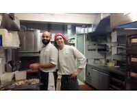 Cook/Pizza chef needed for a restaurant at Willesden Green
