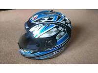 Agv motorcycle helmet large