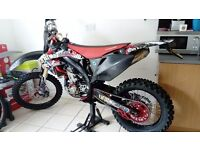 CRF 450 HUGELY UPGRADED