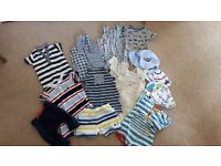 Baby boy clothes bundle #2 - Size 3-6months
