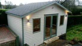 New garden rooms summer houses and and outdoor offices