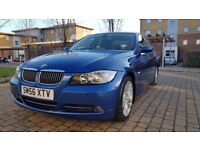 2007 Bmw 3 Series 325d Se Manual 4dr Saloon