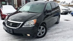 2010 Honda Odyssey Touring - 8 PASS! NAV/CAMERA/DVD!