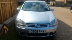 vw golf GT TDI my GT excellent condition low milleage