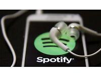 Spotify Premium Pass