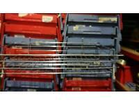 Gridwall Shelves Joblot