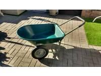 As New Wheelbarrow