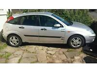 ford focus 1.6 drives well