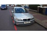 BMW 320d 2003 plate lovely car BARGAIN!!!