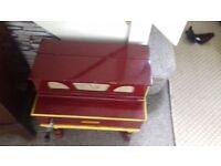 REDUCED REDUCED Fairground barell organ 1940 1950 rare
