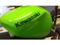 Kawasaki Zx7 r petrol tank