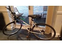 Raleigh bike woman in good condition