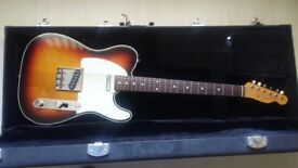 Fender Telecaster 62 Double Bound Japanese 2002