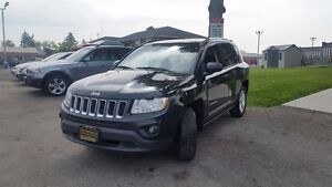 2013 Jeep Compass North-$67/Wk-4X4-Bluetooth-Alloys London Ontario image 3