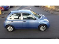 NISSAN MICRA 1.2L PETROL. 5 DOORS. VERY CHEAP TO RUN AND INSURANCE. SERVICES HISTORY . HPI CLEAR ...