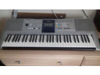 yamaha keyboard boxed £50