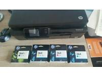 Hp photosmart 5520...3 in 1 printer copier scanner