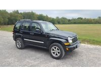 Cheorkee Jeep Limited V6 Auto in Black
