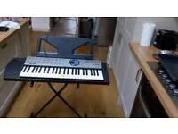 Yamaha PSR-125 keyboard