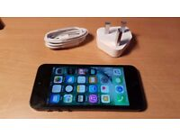 IPHONE 5 BLACK 16GB FACTORY UNLOCKED