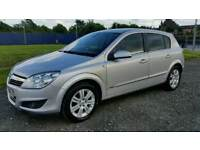 2008 Vauxhall Astra Design 5dr..  March 2018 MOT. Full Service History.  focus ceed punto megane