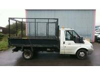 Transit Caged Tipper