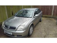 2004 Vauxhall Vectra 1.8 LS - SPARES OR REPAIRS