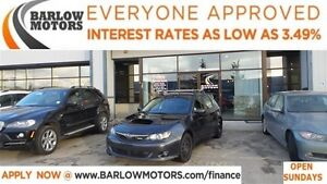 2009 Subaru Impreza WRX*EVERYONE APPROVED*APPLY NOW DRIVE NOW!