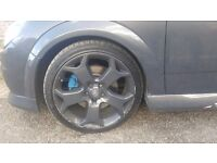 Vxr alloys 19s swap penta 18s