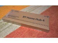 BT Home Hub 4 - unopened