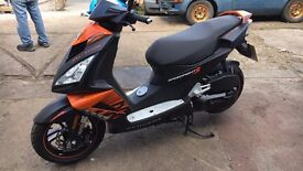 Peugeot Speedfight Darkside 125cc