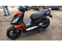 Peugeot Speedfight Darkside 125cc