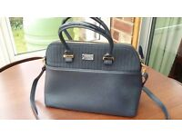 Pauls boutique navy handbag