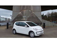 2014 64 VOLKSWAGEN UP 1.0 WHITE 20K MILES £20 A YEAR ROAD TAX(CHEAPER PART EX WELCOME)