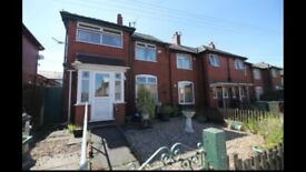 Spacious Semi Detached Two Double Bedroom & Two full 3piece Bathrooms With Gardens to front and rear