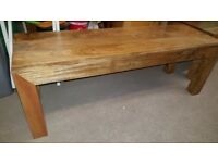 2 x Dining Benches £90