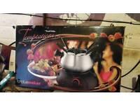 Temptations fondue maker