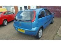 2004 Vauxhall Corsa 1.2 Life MOT